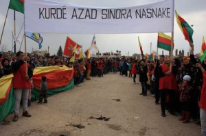 free kurds do nor recognize borders