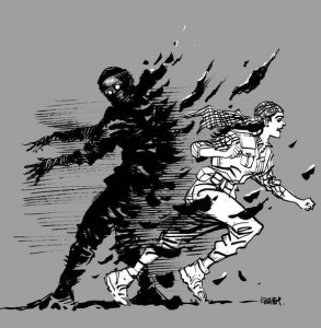 kobane liberada dibujo