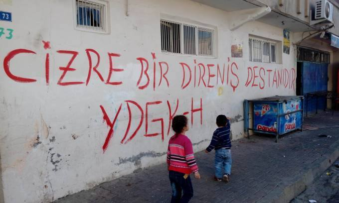 Cizre is an epic of resistance