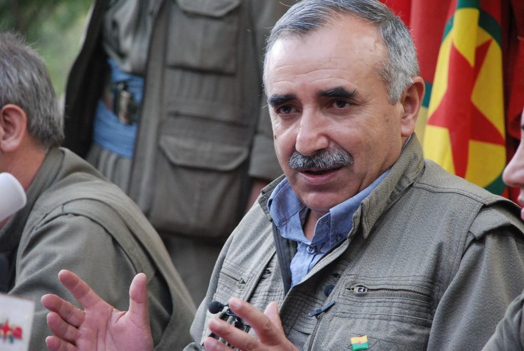 KCK-PKK Murat Karayilan