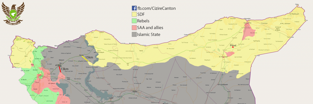 Rojava 6 Enero